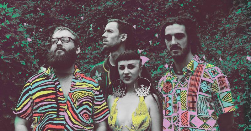 HIATUS KAIYOTE - Afrobeats fela kuti inspired Australian supergroup