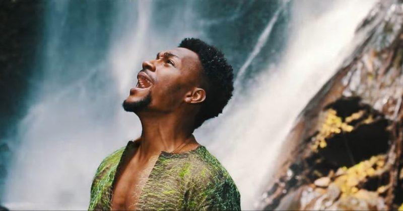 Funbi in Hallelujah Video