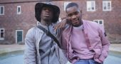 J hus and Dave for 'Samantha' video - TheNative