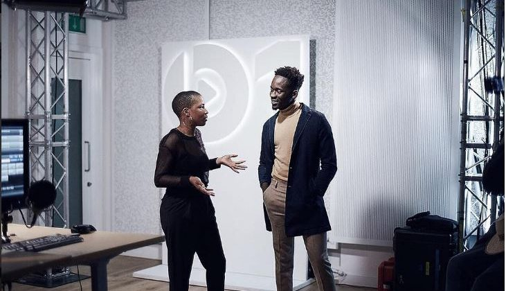Mr Eazi on Accra to Lagos mixtape on Apple's beats 1 radio