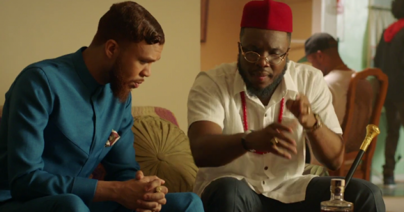 "Watch Jidenna be broke but live fly in ""The Let Out"" video (ft. Nana Kwabena and Chief Obi)"
