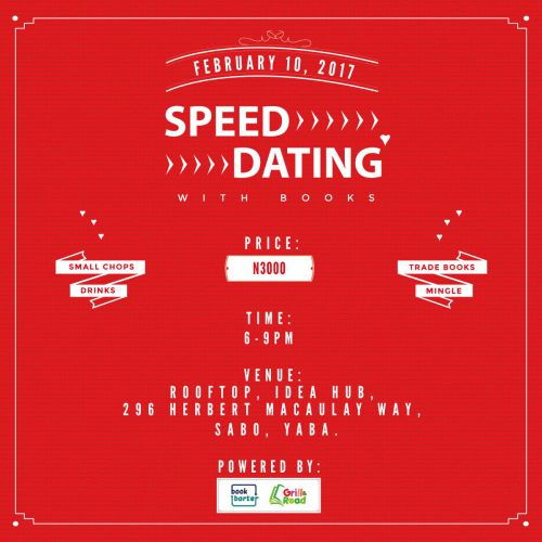 speed dating tonight