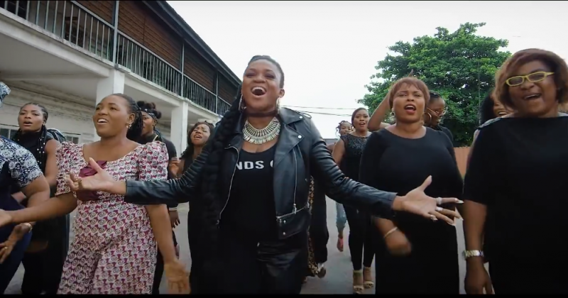 "Watch Waje Charge Women To The ""Mountain"" In New Girl-Power Video - The Native"