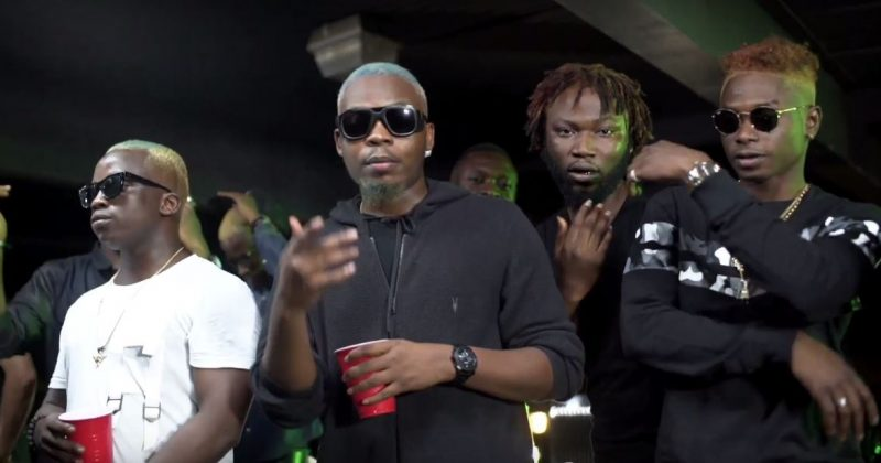 "Watch Olamide Debut His New Hairstyle In ""Wavy Level"" Video - The Native"