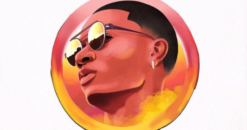 Twitter reacts to the first look at the art for Wizkid's 'Sounds From The Other Side' album - The Native