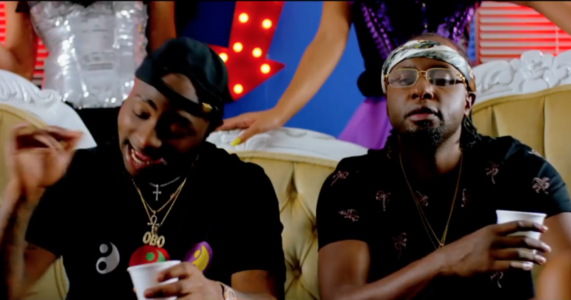 "Watch Joh Makini and Davido playboy mansion themed video for ""Kata Leta"" -The Native"