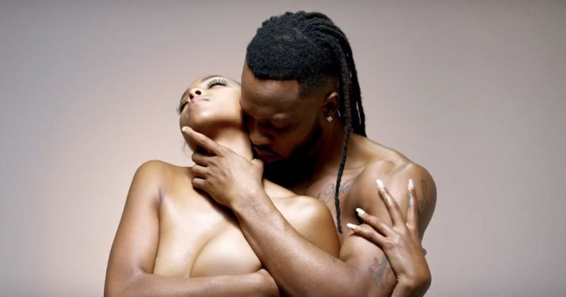 """Flavour reclaims his mojo and embraces his sex symbol-hood for """"Catch You"""" Video - The Native"""