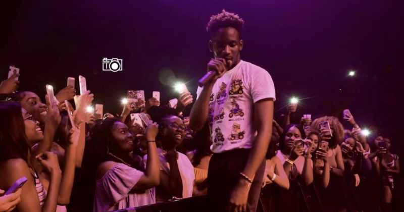 "Mr Eazi to premier on Apple's ""Up Next"" and The Late Late Show with James Corden - The Native"