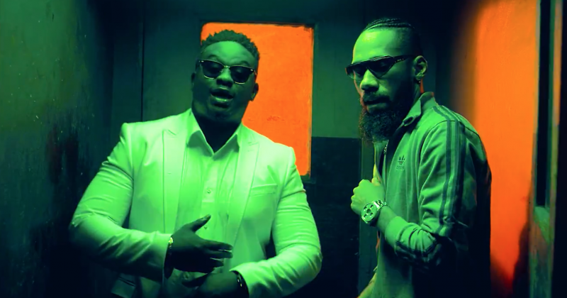 "Watch Phyno and Wande coal team up for ""Zamo Zamo"" - The Native"