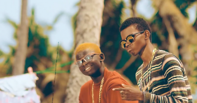 "Patoranking and Wizkid for Social Justice in ""This Kind Love"" Video - The Native"