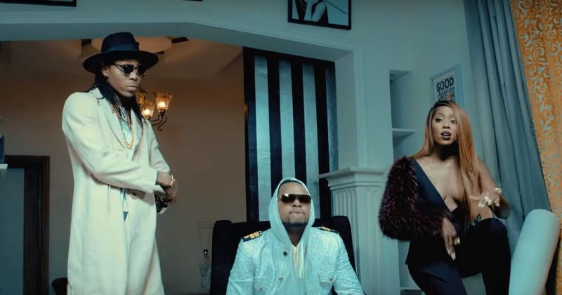 """DJ Xclusive delivers the video of """"Pose"""" featuring Tiwa Savage and Solidstar - The Native"""