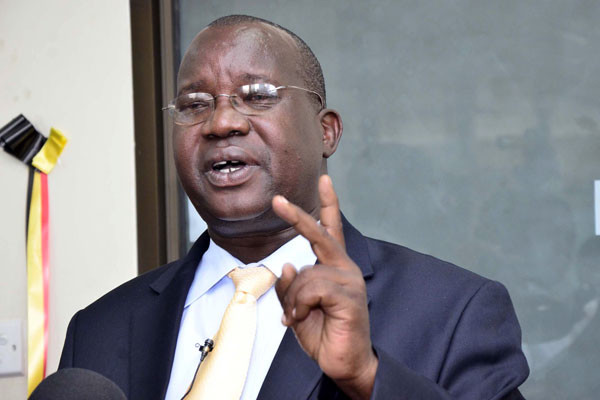 Minister of ethics and integrity, Uganda