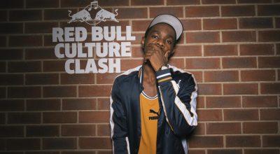 Patoranking at Red Bull culture clash 2017
