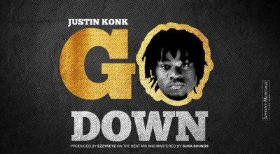 Justin Konk - go down