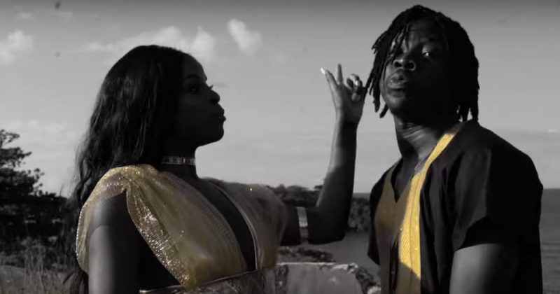 "Stonebwoy ft Khalia ""Hold On Yuh"""