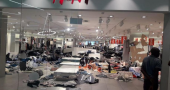South Africa H&M Store Vandalised after racist ad