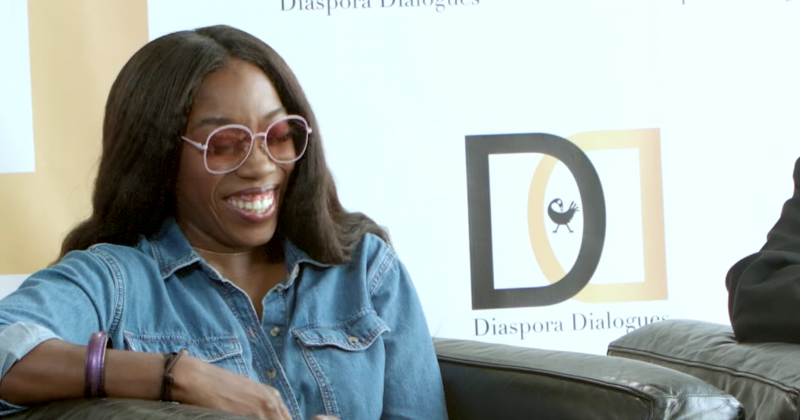 Koshie Mills - The Diaspora Dialogues