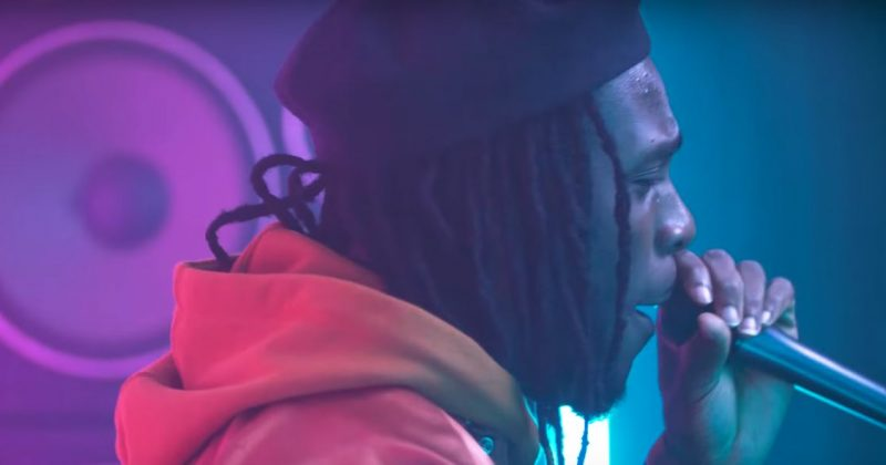 Burna Boy returns to Tim Westwood TV and performs yet another thrilling freestyle - The Native