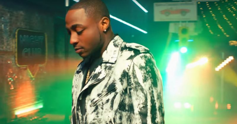 There is an Adekunle Gold-Davido collaboration to look forward to - The Native
