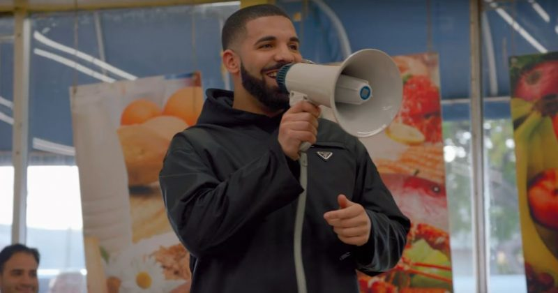 """Drake's """"God's Plan"""" video hits all the marks - The Native"""