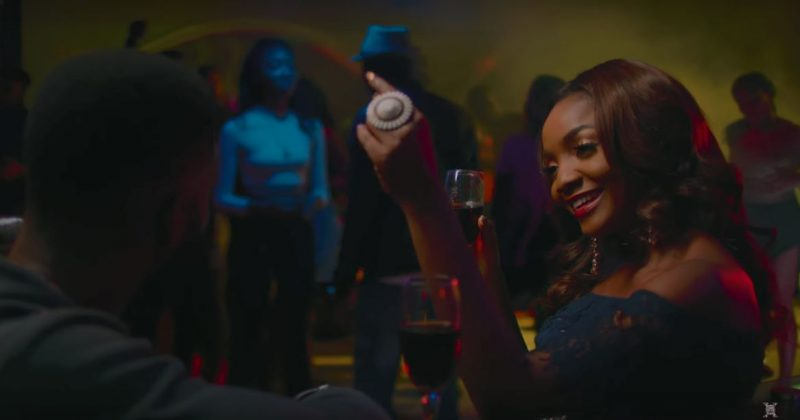 "Simi gets in her lovey dovey element for her ""One Kain"" music video - The Native"