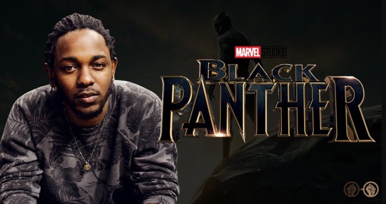 Kendrick Lamar - Black Panther: The Album