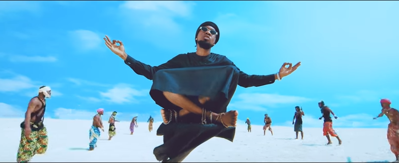 Patoranking - Available video