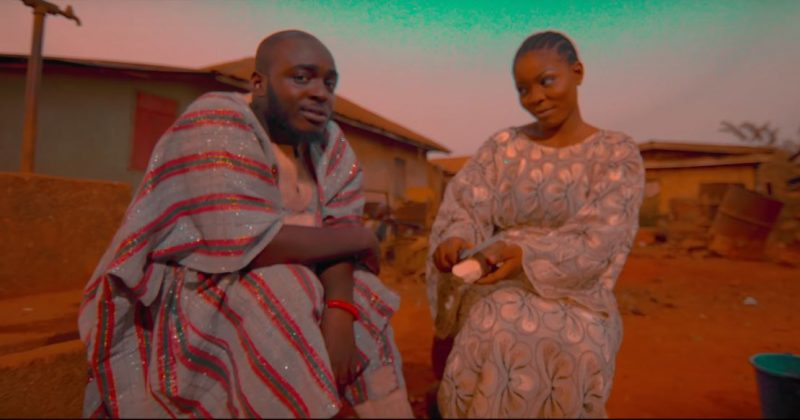 Bobson in Iyawo video