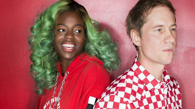 Kah-Lo is working on an album with Riton