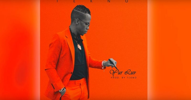 "Listen to Tekno do what he does better than anyone else on new single, ""Yur Luv"" - The Native"