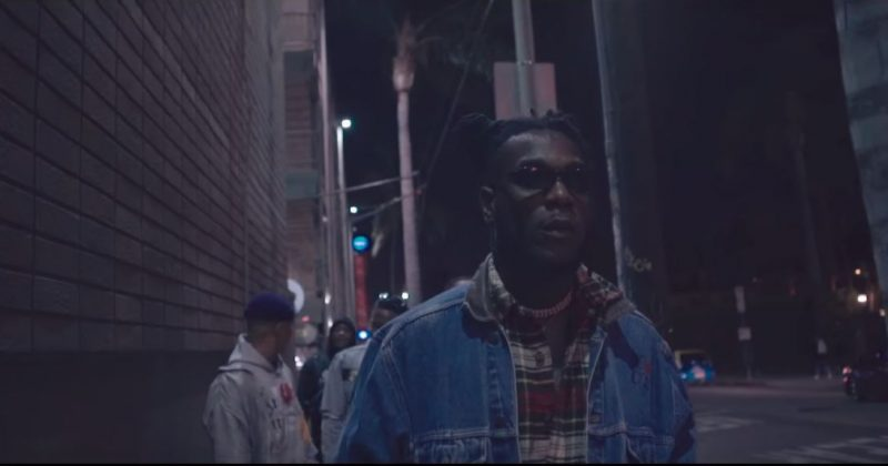 "Watch Burna Boy in his video for ""Devil in California"" - The Native"