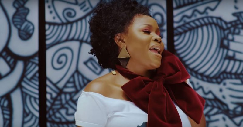 Omawumi and Kiss Daniel - Me Ke