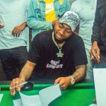 Davido has announced Sauce Kid as his latest addition to his record label, DMW - The Native