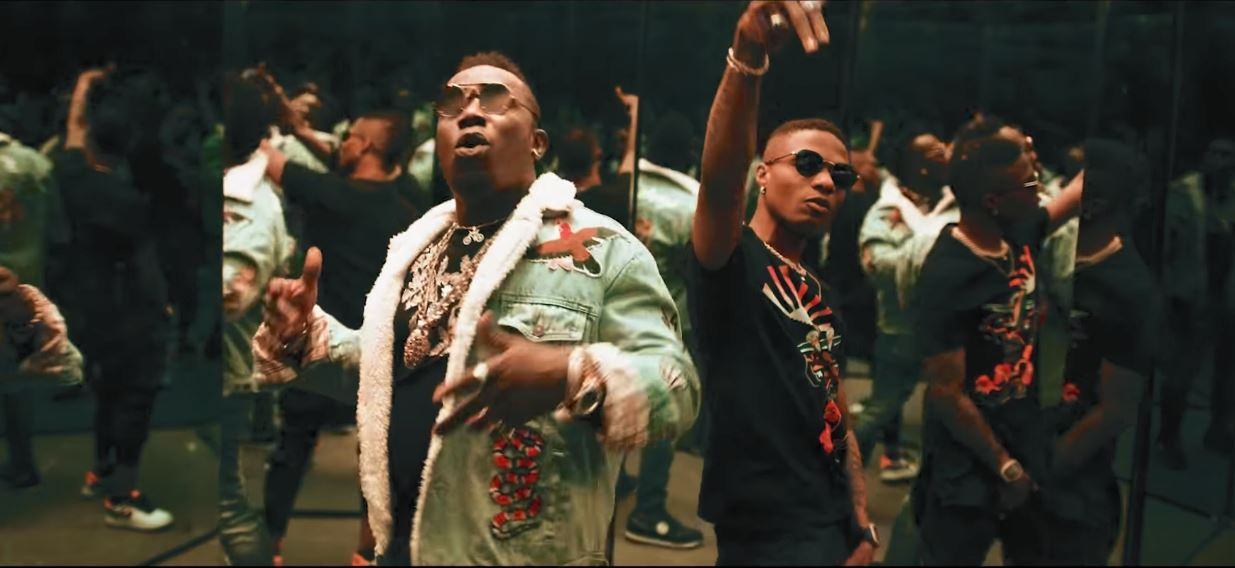 Image result for Wizkid Duncan mighty
