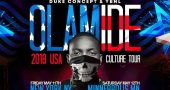 Olamide set for US tour, this May - The Native