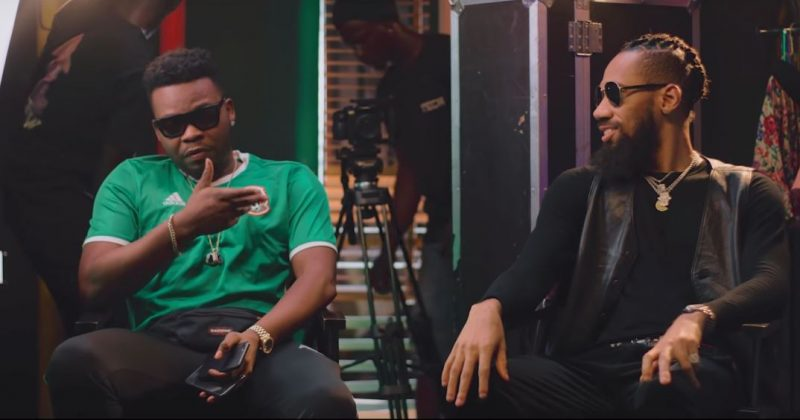 "Olamide and Phyno release a post world-cup Super Eagles tribute,""Road to Russia"" - The Native"