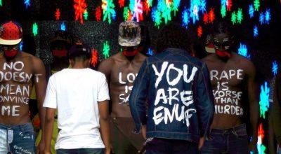 Designers, Didier De Villiers and Mothei Khomiso set political tone at Dakar Fashion Week in Senegal - The Native