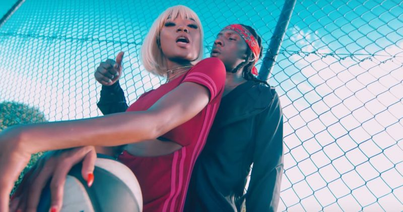 """R2Bees and Efya head to the basketball court for """"Could This Be Love"""" music video - The Native"""