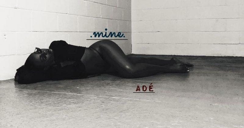 """Listen to """".Mine."""", Ade Lasode's romantic new single - The Native"""