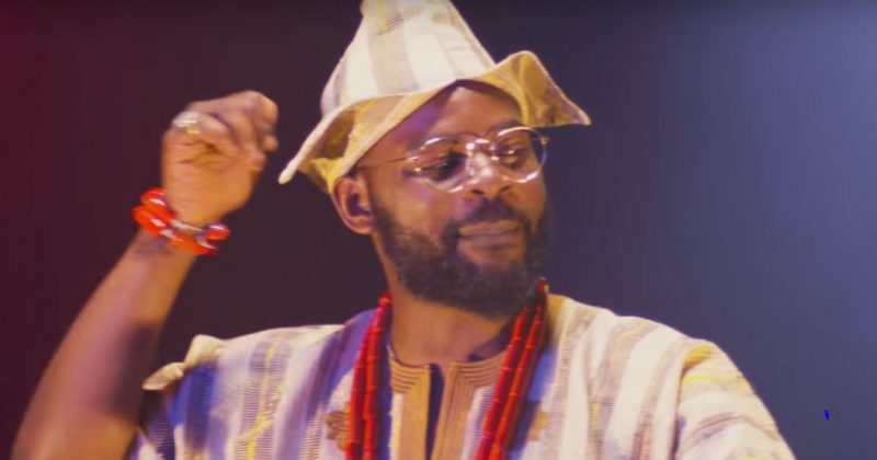 "See Falz in his emotive video for ""Child of The World"" - The Native"