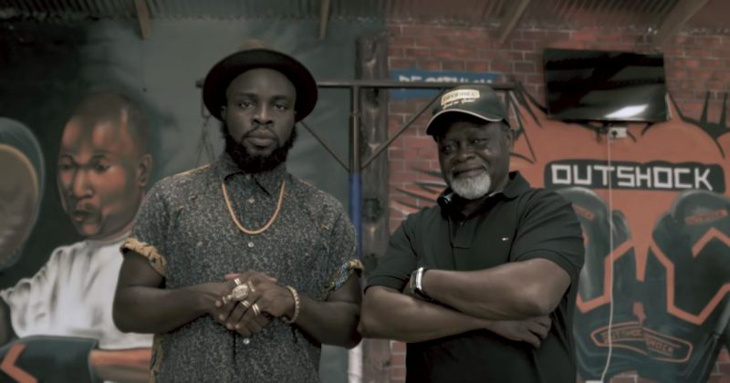 "M.anifest releases ""Azumah Nelson Flow"", a tribute video for Ghanaian boxing hero - The Native"