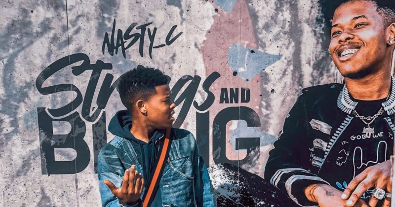 Essentials: Nasty C aims for kingly status with new album 'Strings and Bling' - The Native