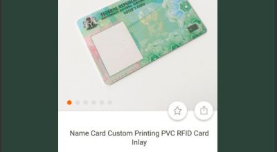 Possible explanations for why Nigeria's PVC was found on Chinese site - The Native