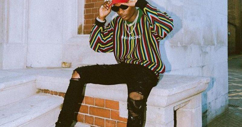 Afro B, Wizkid - Drogba (Joanna) remix