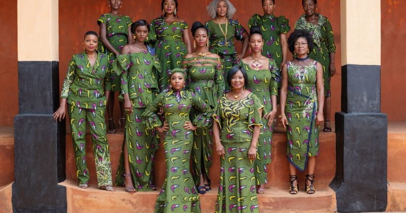 Vlisco - Benin inspired editorial video pays homage to west african party culture