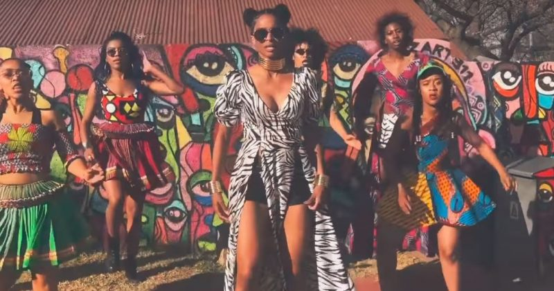 Ciara and Tekno team up for freak me, a tribute to Afropop - The Native
