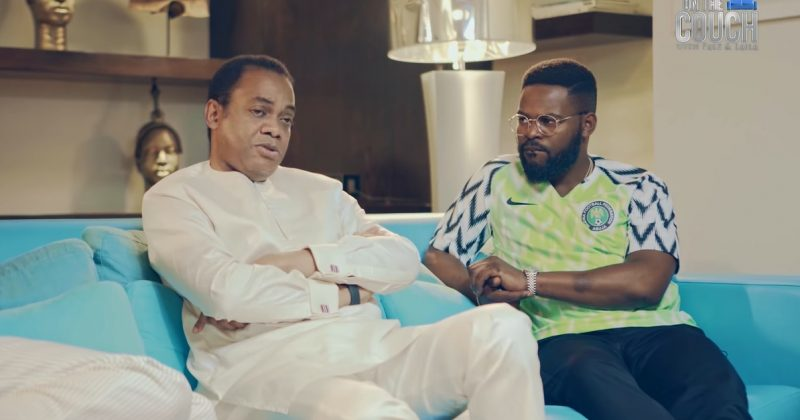 On The Couch: Presidential Aspirant, Donald Duke retracts his statement on homosexuality - The Native