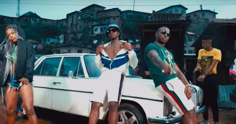 """Fekky and Runtown head to Lagos for """"One More Time"""" music video - The Native"""