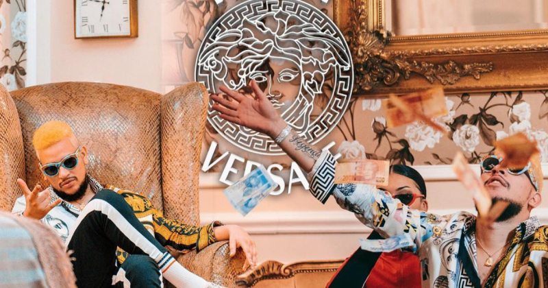 Watch AKA's video for Fela in Versace featuring Kiddominant