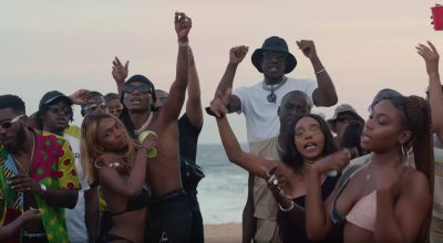 Lagos luxury sets tone for Skepta and Wizkid's vacation-themed video for Energy - The Native